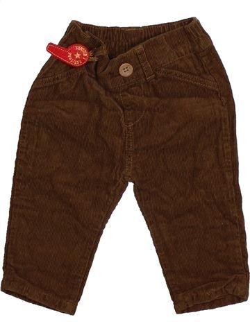 Pantalón niño JASPER CONRAN marrón 3 meses invierno #1415164_1