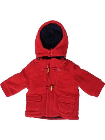Abrigo niña CHICCO rojo 6 meses invierno #1415818_1