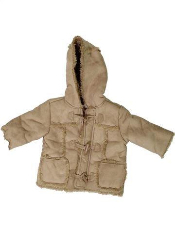 Manteau fille LADYBIRD marron 3 mois hiver #1415882_1