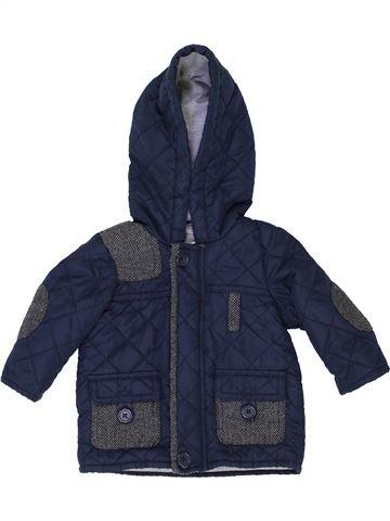 Manteau garçon M&CO bleu 3 mois hiver #1416525_1