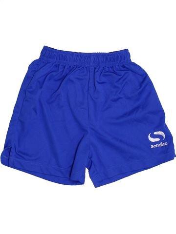Short de sport garçon SONDICO bleu 4 ans été #1417127_1