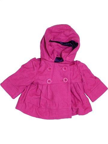 Manteau fille TED BAKER violet 3 mois hiver #1417228_1
