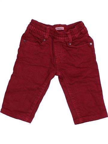 Tejano-Vaquero niño IKKS rojo 3 meses invierno #1417443_1