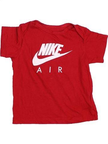 21f1d920eb Camiseta de manga corta niño NIKE rojo 3 años verano  1417597 1