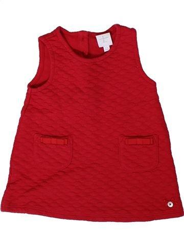 Vestido niña JASPER CONRAN rojo 6 meses invierno #1417832_1