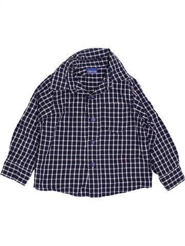 Chemise manches longues garçon CHEROKEE bleu 18 mois hiver #1418310_1