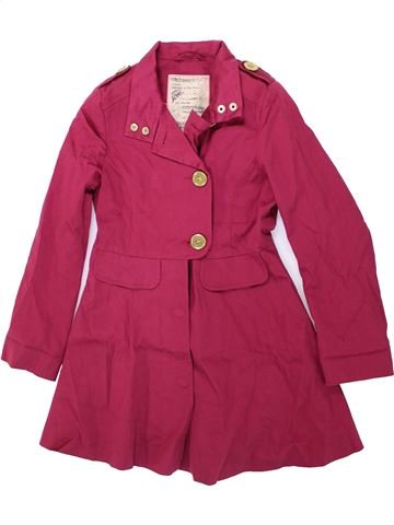 Parka - Trench fille FREESPIRIT rose 10 ans été #1418419_1