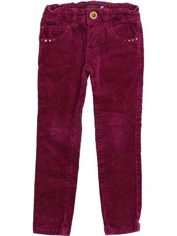 Pantalón niña CATIMINI violeta 3 años invierno #1418767_1