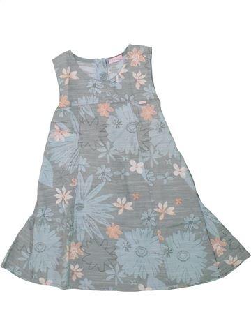 Vestido niña CONFETTI gris 6 años verano #1418897_1