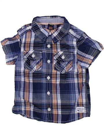 Camisa de manga corta niño WEEK END A LA MER azul 2 años verano #1418908_1