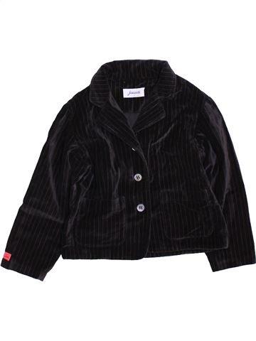 Chaqueta niña JACADI negro 4 años invierno #1418995_1