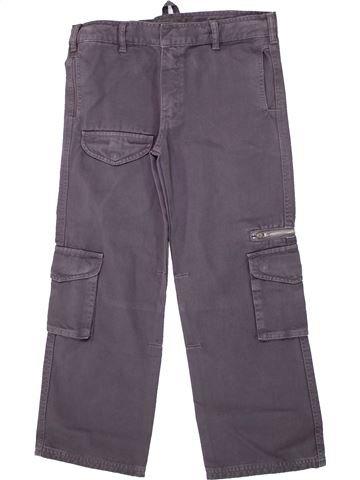 Pantalon garçon LE PHARE DE LA BALEINE bleu 10 ans hiver #1419005_1