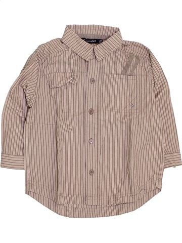 Camisa de manga larga niño TOUT COMPTE FAIT beige 3 años invierno #1419404_1