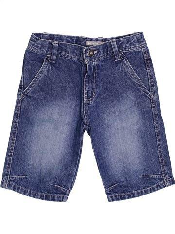 Short-Bermudas niño LA REDOUTE CRÉATION azul 7 años verano #1419907_1