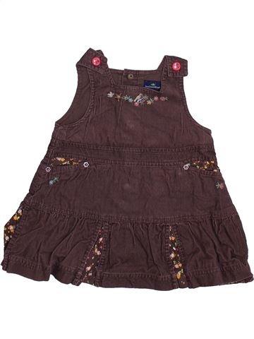 Vestido niña SERGENT MAJOR marrón 6 meses invierno #1420389_1