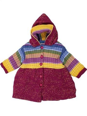 Veste fille CLAYEUX violet 6 mois hiver #1420447_1