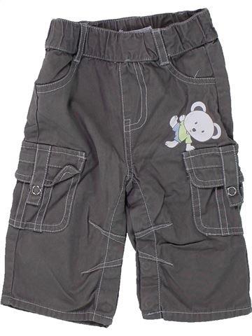 Pantalón niño KIMBALOO gris 6 meses invierno #1420590_1