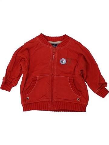Sudadera niño SERGENT MAJOR rojo 6 meses invierno #1420618_1