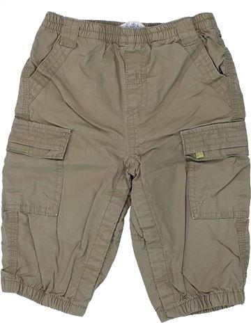 Pantalon garçon KIABI gris 6 mois hiver #1420625_1