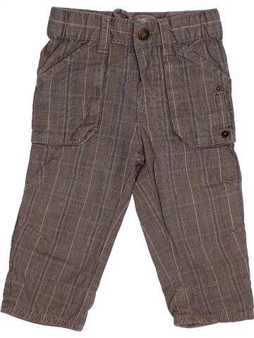 Pantalon garçon LA COMPAGNIE DES PETITS gris 6 mois hiver #1420879_1