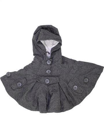 Manteau fille VERTBAUDET gris 3 ans hiver #1421005_1