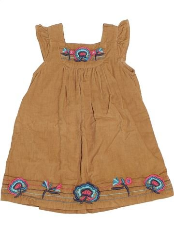 Vestido niña DPAM marrón 18 meses invierno #1421058_1