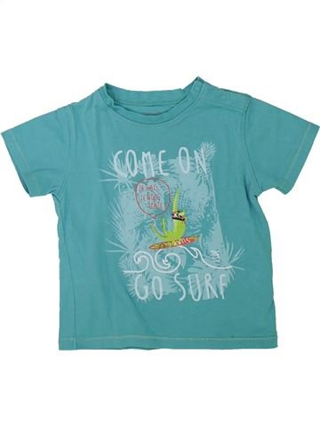 T-shirt manches courtes garçon LA COMPAGNIE DES PETITS vert 2 ans été #1421135_1