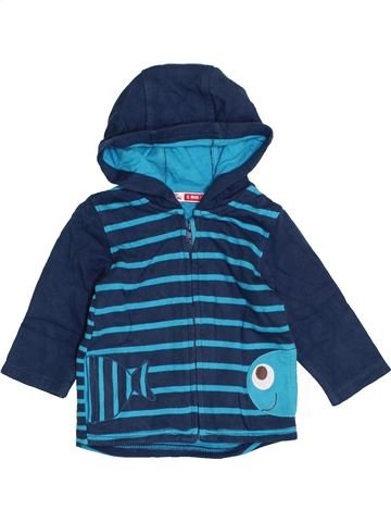 Chaleco niño DPAM azul 6 meses invierno #1421177_1