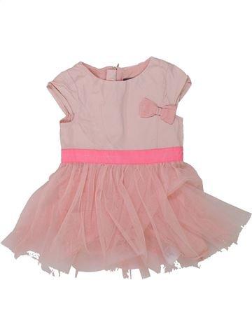 Vestido niña VERTBAUDET rosa 2 años verano #1421188_1