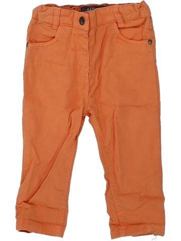 Pantalón niña ORCHESTRA marrón 9 meses invierno #1421206_1