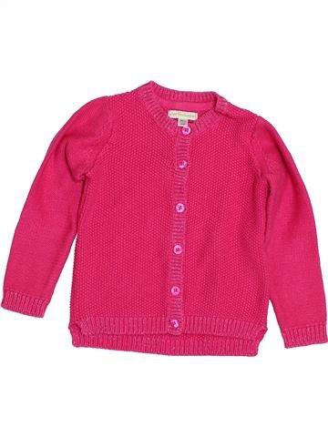 Chaleco niña VERTBAUDET rosa 3 años invierno #1421525_1