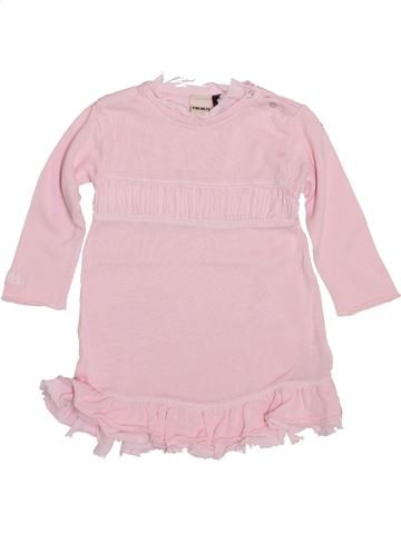 Vestido niña IKKS rosa 18 meses invierno #1421532_1