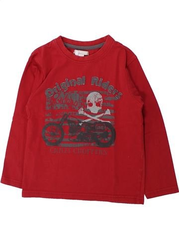 Camiseta de manga larga niño ORCHESTRA rojo 5 años invierno #1421649_1