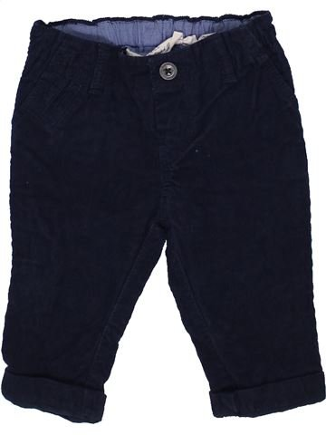 Pantalón niño H&M negro 6 meses invierno #1421807_1