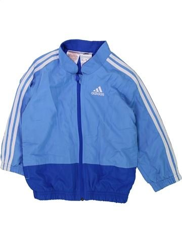 Sportswear garçon ADIDAS bleu 2 ans hiver #1421837_1
