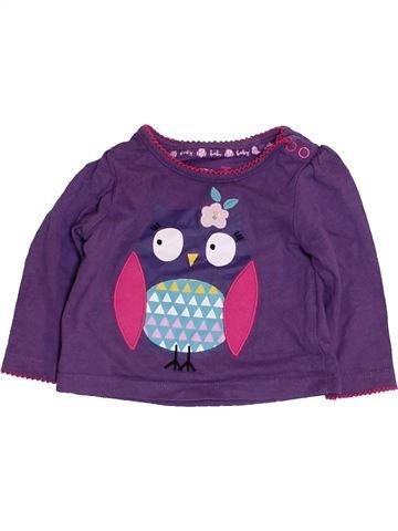Camiseta de manga larga niña TU violeta 1 mes invierno #1422322_1