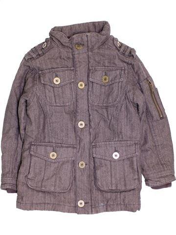 Abrigo niño SANS MARQUE gris 7 años invierno #1422346_1