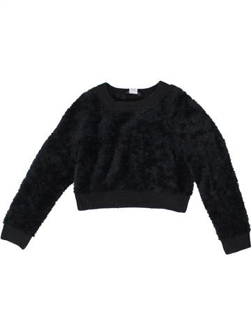 Pull garçon RIVER ISLAND noir 4 ans hiver #1422719_1