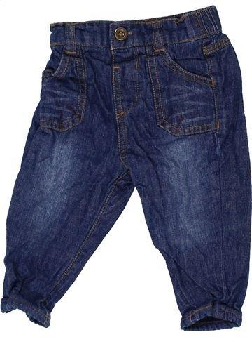 Tejano-Vaquero niño NUTMEG azul 6 meses invierno #1422832_1