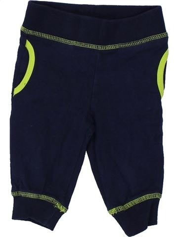 Pantalón niño IMPIDIMPI negro 6 meses invierno #1422862_1