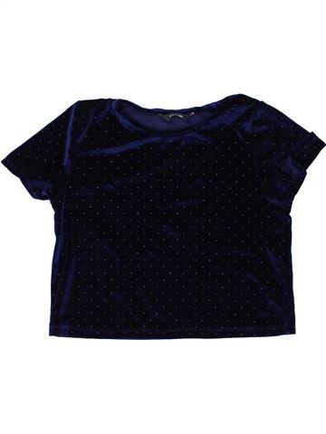 Camiseta de manga corta niña GEORGE negro 8 años invierno #1423235_1