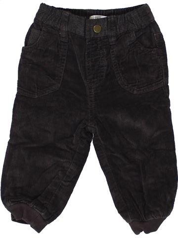 Pantalon garçon M&CO noir 9 mois hiver #1423405_1
