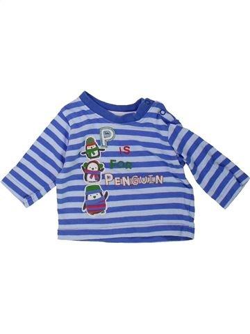 Camiseta de manga larga niño TU azul 1 mes invierno #1423487_1