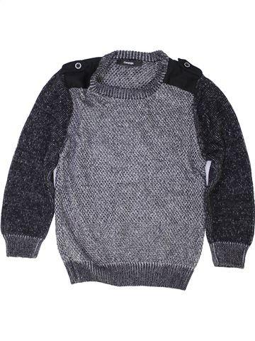jersey niño GEORGE gris 5 años invierno #1423565_1
