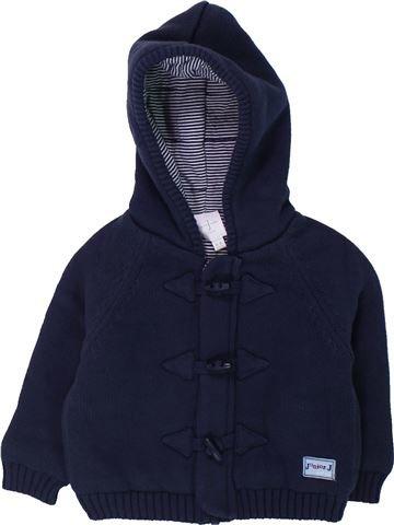 Chaleco niño JASPER CONRAN azul 9 meses invierno #1423575_1