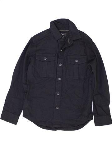 Chemise manches longues garçon RIVER ISLAND noir 5 ans hiver #1423585_1