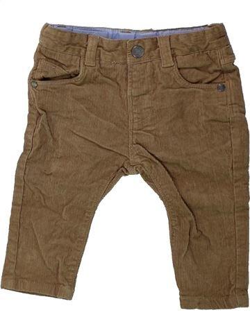 Pantalón niño ZARA marrón 6 meses invierno #1423620_1