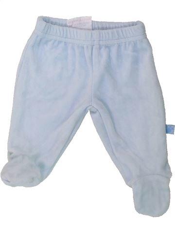 Pantalon garçon PEQUILINO bleu prématuré hiver #1423665_1
