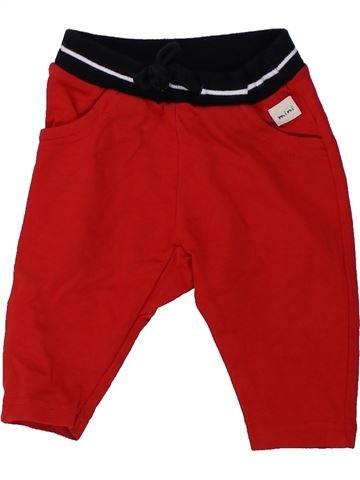 Pantalon garçon RIVER ISLAND rouge 3 mois hiver #1423742_1