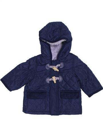 Abrigo niño GEORGE azul 3 meses invierno #1423769_1